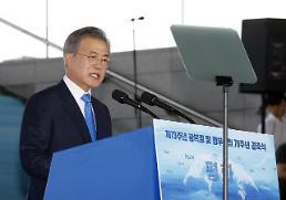 .文在寅:韩朝经济合作将创造170万亿韩元经济效果.
