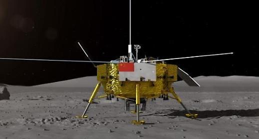 中 달 탐사선 창어 4호 모습은?