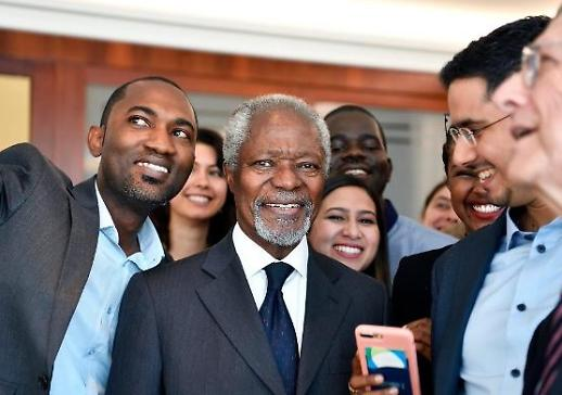 Cựu tổng thư ký Liên Hợp Quốc Kofi Annan qua đời vào sáng ngày 18/8/2018
