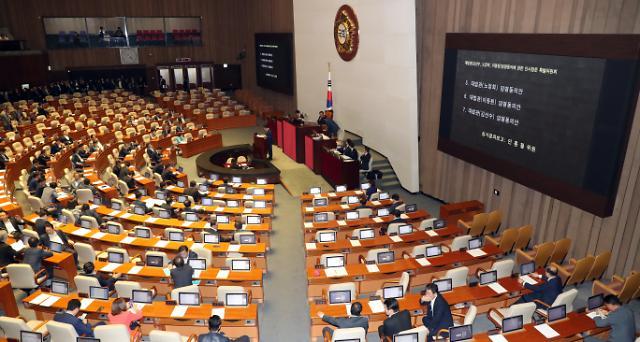 [오늘의로앤피] 국회의원 어떻게, 얼마나 뽑을까?…말만 무성한 여야 선거제도 개편(전문)