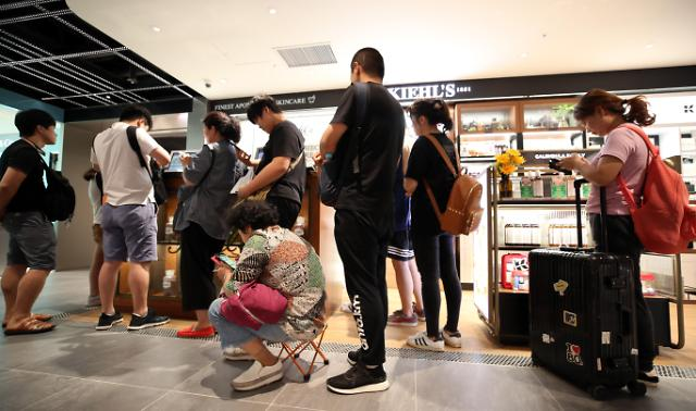 在韩外国人注意啦!免税店9月新规可能跟你有关