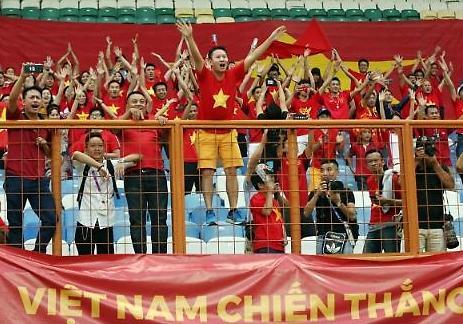 Đội tuyển bóng đá Nữ Việt Nam lọt vào vòng tứ kết