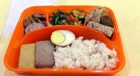 韩朝离散家属团圆饭吃的啥?盒饭了解一下