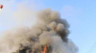 '9명 사망' 인천 남동공단 세일전자 공장 화재…스프링클러·방화문 제대로 작동했나