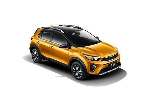 起亚推出新款SUV 专门针对中国年轻消费者