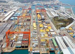 .Hyundai shipyard proposes voluntary retirement in offshore business.