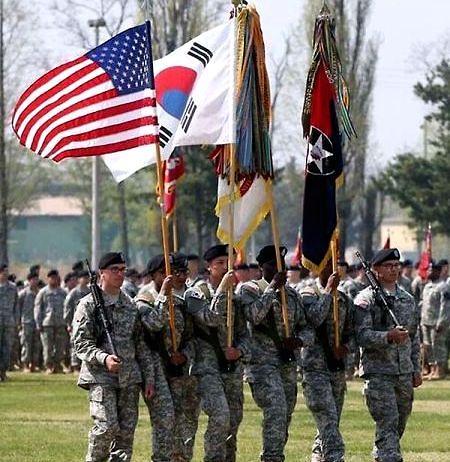韩美第六轮驻军费谈判结束 分歧仍未缩小