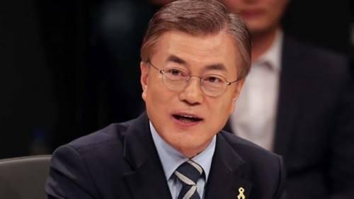 韩国公务员最低月薪过万 文在寅的年薪是……