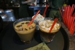 .Ban on coffee shop plastic cups leads to reduced paper cup use.