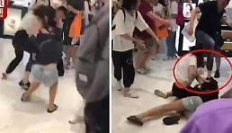 .为什么中国人总在韩国免税店打架?.