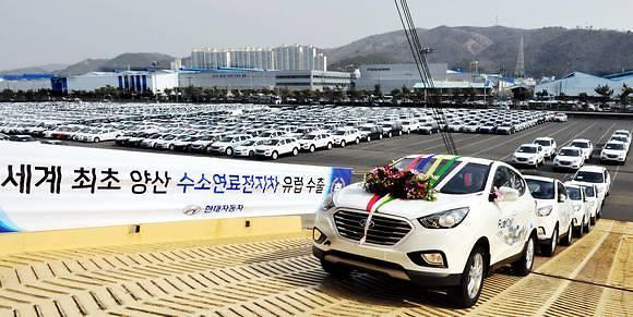 韩国汽车8月内销旺出口冷