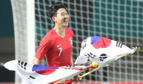 韩国男足亚运会夺冠 每人可获多少奖金?