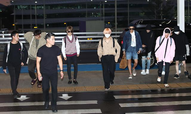 韩青瓦台发文祝贺BTS再登顶公告牌