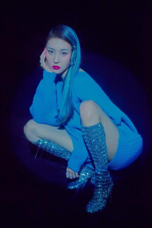 宣美新歌《Siren》登顶韩国7大音源榜