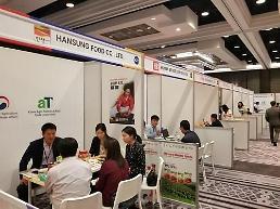 .韩国新鲜农产品叩开美国市场大门.