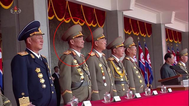 朴秀逸或已升任朝鲜人民军新任第一副总参谋长