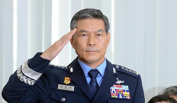 韩候任防长:将增强战力尽早收回指挥权