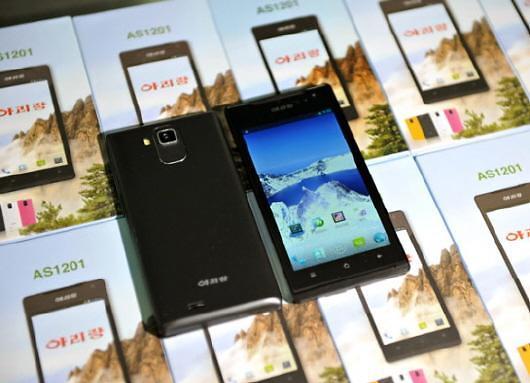 朝鲜手机用户超580万人 还能用手机点外卖?