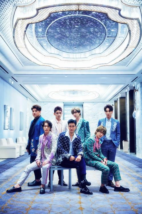 SJ下月出新辑延续拉丁曲风