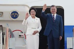 .[SUMMIT] Moon receives treatment of crucial state guest in Pyongyang.