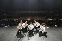 超新星、日本活動再開・・・5人組「SUPERNOVA」に改名して新たなスタート