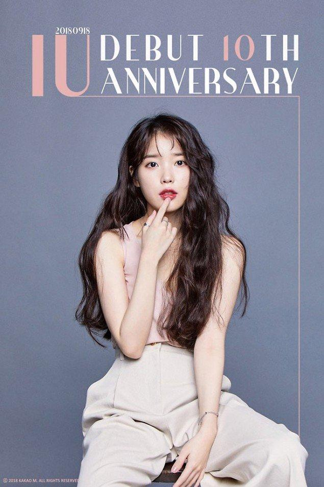 Singer IU to mark 10th anniversary with Asia tour