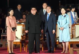 """.韩朝第一夫人平壤会谈""""时装秀""""."""