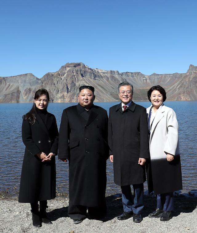 金正恩将2吨松茸赠予韩方离散家属