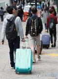 .8月访韩游客增加26.1% 其中中国游客增加40.9%.