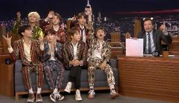 .BTS to get medal from President Moon for spreading Korean cultural wave.