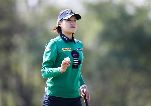 LPGA win provides uplifting moment for S. Korean golfer: Yonhap