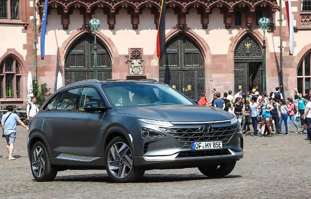 Hyundai Motor aims to ship 5,000 hydrogen fuel cell electric vehicles to France