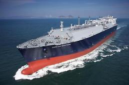 サムスン重工業、オセアニア船社からLNG船1隻受注…2118億ウォン