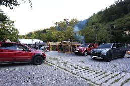 双龍車、顧客専用「プライベートオートキャンピングビレッジ」オープン