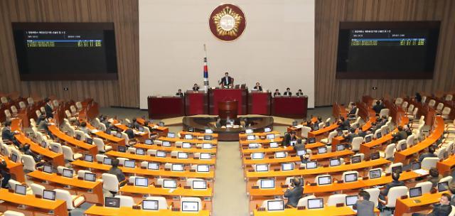 [오늘의 국회 일정(18일)] 이해찬·김병준·손학규·정동영·이정미 등 지도부 종합
