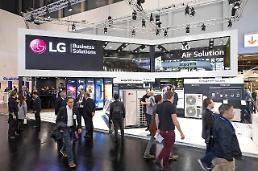 LG電子,空調展示会「Chillventa」参加···ヨーロッパ空調市場の攻略
