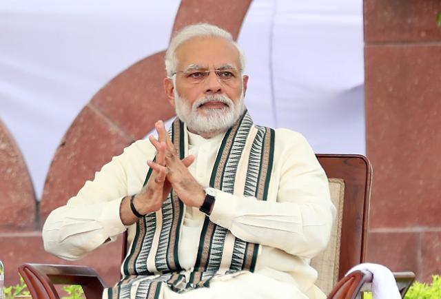 Indian Prime Minister Modi chosen as Seoul Peace Prize winner