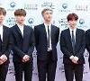 .K-pop band BTS receives two awards at 2018 MTV Europe Music Awards.