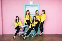 Girl band EXID to return this month as full group