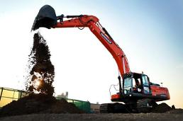 .Doosan Infracore to demonstrate autonomous excavator at Shanghai trade fair.