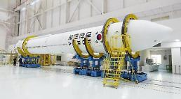 .S. Koreas first home-made booster engine ready for test launch.
