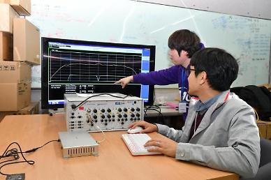 .KT develops prototype of C-V2X terminal for autonomous driving.