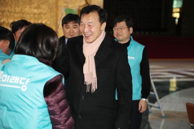 선거제 개혁 합의…손학규·이정미 '단식농성' 중단