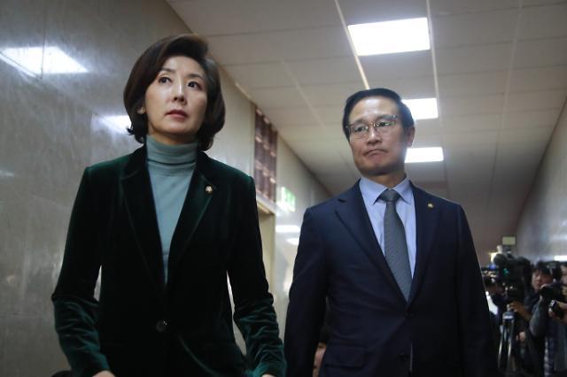 한국당, 현역 21명 물갈이 단행…김무성·최경환·김용태 포함(종합)