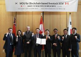 .Lottes informatization wing partners with Toronto-based AI blockchain company.