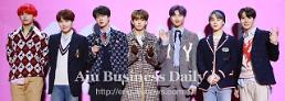 .BTS picked as most favorite in K-pop scene of 2018: survey.