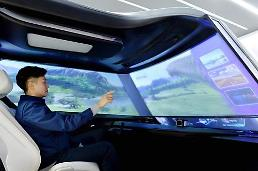 .Hyundai Mobis showcases advanced autonomous driving system at CES.