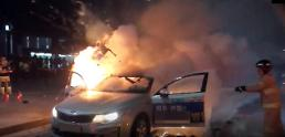 .Tax driver dies in hospital after apparent self-immolation near U.S. embassy.