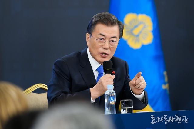 President Moon optimistic about second U.S.-N. Korea summit