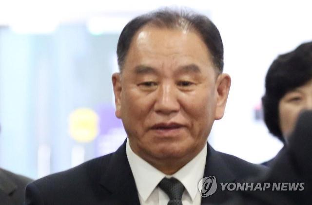 Top N. Korean official en route to Washington: Yonhap